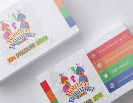 #38 para Design some Business Cards for Bounce Bonanza por AshoxDz