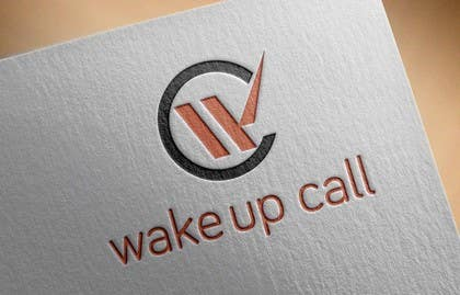 "#26 for Logo and visual identity for event ""Wake up call"" af mdrashed2609"