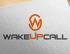 "#35 for Logo and visual identity for event ""Wake up call"" af Jawad121"