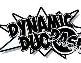 #74 untuk Design a Logo for Dynamic Duo Dash oleh SilvinaBrough