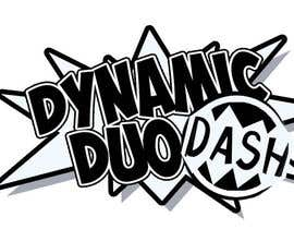 #75 untuk Design a Logo for Dynamic Duo Dash oleh SilvinaBrough