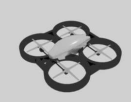 #19 for Do some 3D Modelling for Recreational Drone Prototype af banism