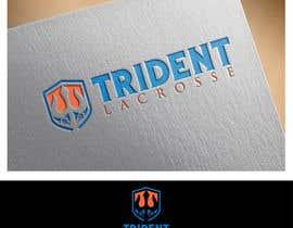 #22 for Design a Logo for Trident Lacrosse af dlanorselarom