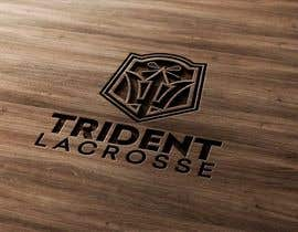 #56 for Design a Logo for Trident Lacrosse af eddesignswork