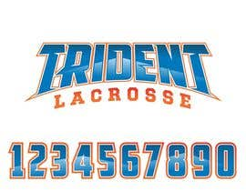 #52 for Design a Logo for Trident Lacrosse af roman230005