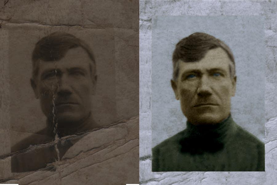 Penyertaan Peraduan #10 untuk Restore the old photograph