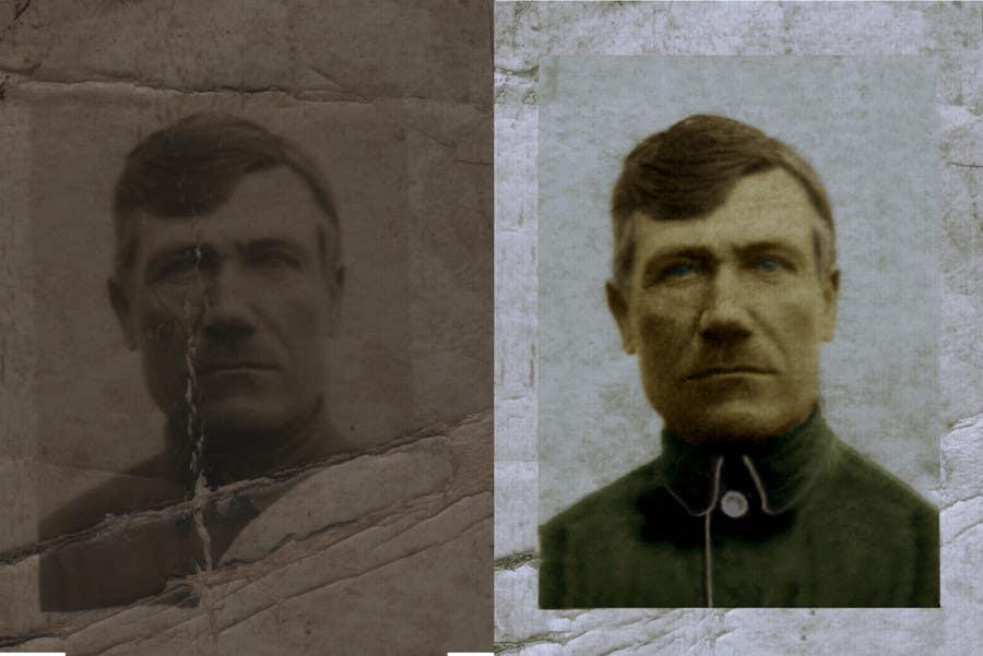Penyertaan Peraduan #22 untuk Restore the old photograph