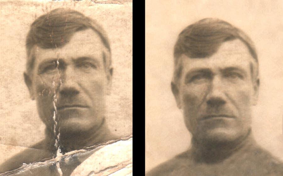 Penyertaan Peraduan #5 untuk Restore the old photograph