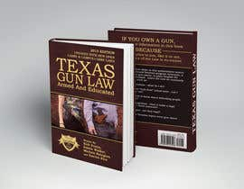 #101 for New Book Cover Needed For Very Popular Gun Law Book af AlexandraNecula