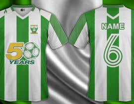#13 for Design a soccer Jersey by sandrasreckovic