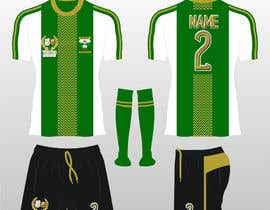 #22 for Design a soccer Jersey by andrei215
