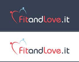 nº 38 pour Logo Design for fitandlove.it par ConceptFactory