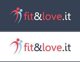 nº 123 pour Logo Design for fitandlove.it par ConceptFactory