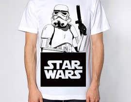 #44 untuk Geek Tshirts designs based on Pop Culture oleh aandrienov
