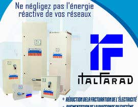 #41 for Concevez un flyer for ELECTRO TRADING - ITALFARAD by jatacs