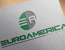 #58 for Design a Logo for EUROAMERICA af ciprilisticus