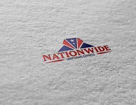 #82 para Design a Logo for Nationwide Uniforms Express por eddesignswork
