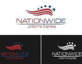 #80 para Design a Logo for Nationwide Uniforms Express por muhammadjunaid65