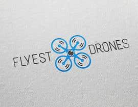 Nro 19 kilpailuun Design a Logo for FlyestDrones.com käyttäjältä vminh