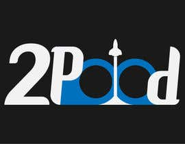 #17 for Design a Logo for 2POOD space af rijulg