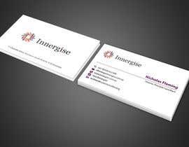 #122 for Design business cards for Innergise af imtiazmahmud80