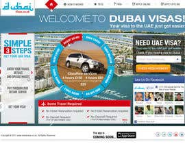 iNoesis tarafından Build a Website for dubaivisas.co.uk için no 71