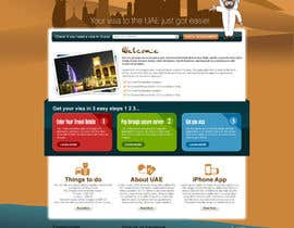 #51 untuk Build a Website for dubaivisas.co.uk oleh Azavedo