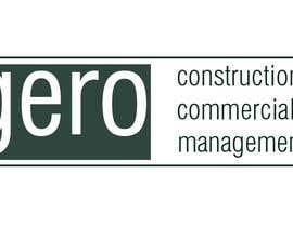 #26 untuk Design a Logo for Gero Construction Commercial Management oleh Dckhan
