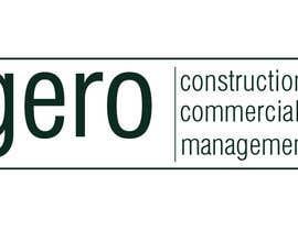 #27 untuk Design a Logo for Gero Construction Commercial Management oleh Dckhan