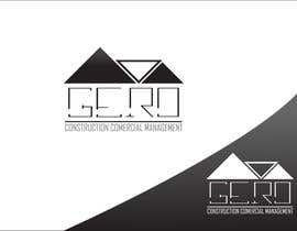 #40 para Design a Logo for Gero Construction Commercial Management por batonel