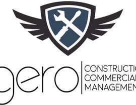 Nro 22 kilpailuun Design a Logo for Gero Construction Commercial Management käyttäjältä VickNet