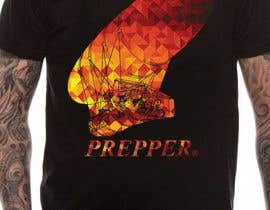#15 for Graphic Design for a T-Shirt - Prepper/Survivalist by aandrienov