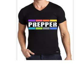 #7 for Graphic Design for a T-Shirt - Prepper/Survivalist by jojohf