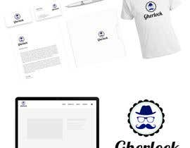 #8 for Design a Logo for Gherlock by Gnaiber