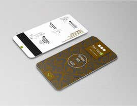 #20 for Design a Keycard for a hotel. af kmsinfotech