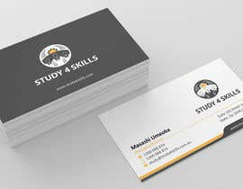 #3 untuk Design some Business Cards for Online Study Organisation oleh ezesol