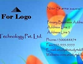 #13 untuk Design some Business Cards for Online Study Organisation oleh sumetjain3