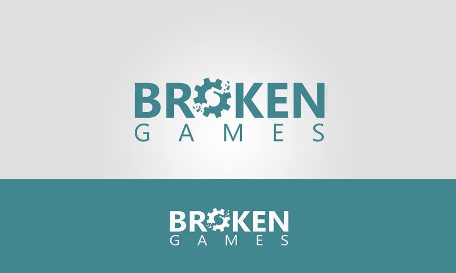 Inscrição nº 39 do Concurso para Design a Logo for Broken Games