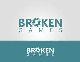 #39 cho Design a Logo for Broken Games bởi visualoutline