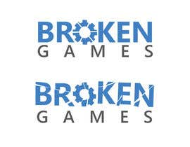 #109 cho Design a Logo for Broken Games bởi MozzieMD