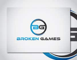#21 cho Design a Logo for Broken Games bởi ZulqarnainAwan89