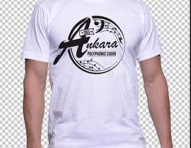 #23 for Design a T-Shirt for Polyphonic Choir af harryalexander95