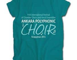#24 for Design a T-Shirt for Polyphonic Choir af adstyling