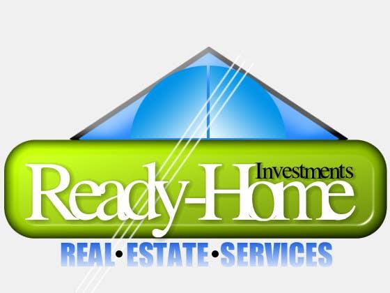 Bài tham dự cuộc thi #50 cho Design a Logo for Ready Home Investments