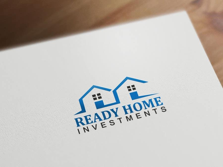 Inscrição nº 28 do Concurso para Design a Logo for Ready Home Investments