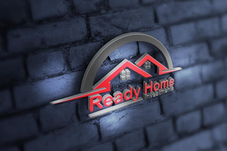 Bài tham dự cuộc thi #48 cho Design a Logo for Ready Home Investments