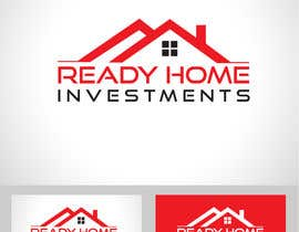 #38 untuk Design a Logo for Ready Home Investments oleh qdoer