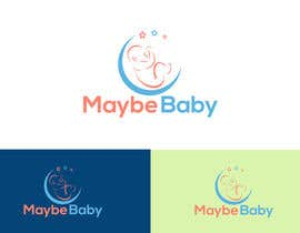 #9 for Design a Logo for Maybe Baby af sampathupul