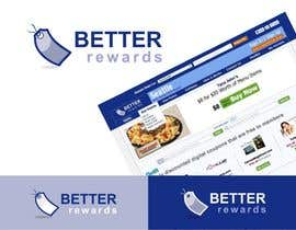 #86 untuk Logo and Masthead Design for Better Rewards oleh madcganteng