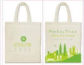 #3 untuk Design Graphic for a Bag (back and front) oleh marthiq
